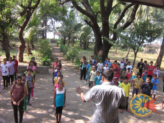 Scouts & Guides Camp 2014-15