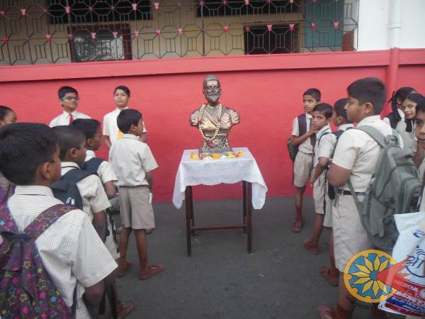 Celebration of Shivaji Jayanti