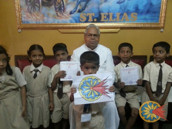 School feast day celebration