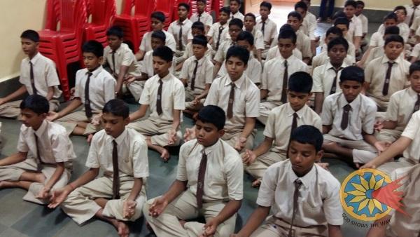 Elysians Celebrate Yoga Day