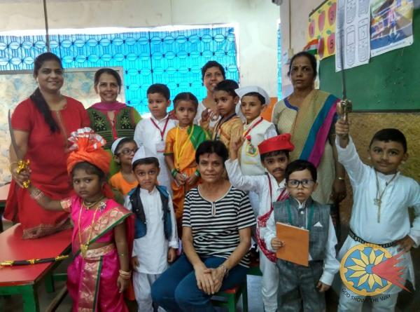 69th Independence Day Celebration at St. Vincent De paul Kindergarten