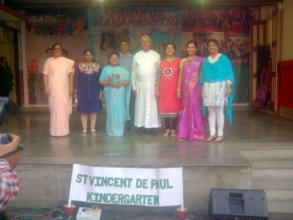 St. Vincent De Paul Kindergarten Annual Day 2015-16