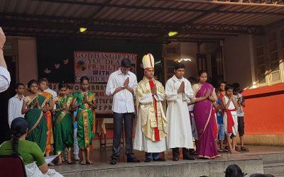 Happy Birthday Manager, Rev. Fr. Milton Gonsalves
