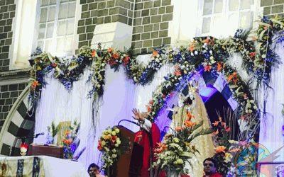 Pilgrimage to Mount Mary, Bandra