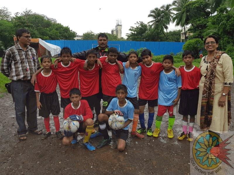 Maharashtra football mission 1 million