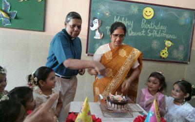 Principal's Day Celebration