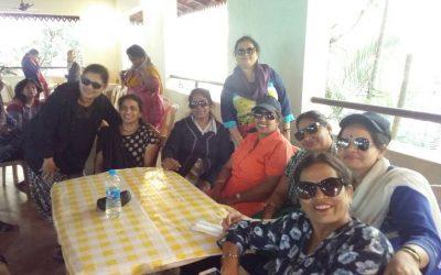 Staff picnic to PineWood Resort,Karjat