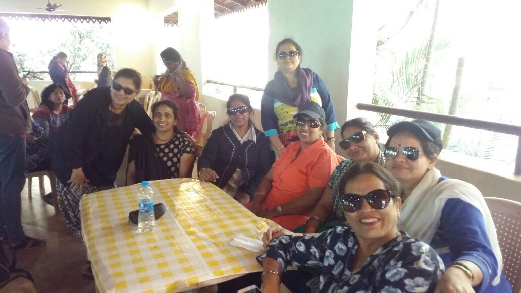 Staff picnic to PineWood Resort,Karjat
