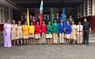 School Investiture Ceremony 2018