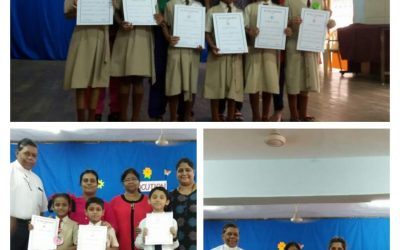 Elocution Competition  (Primary Section)