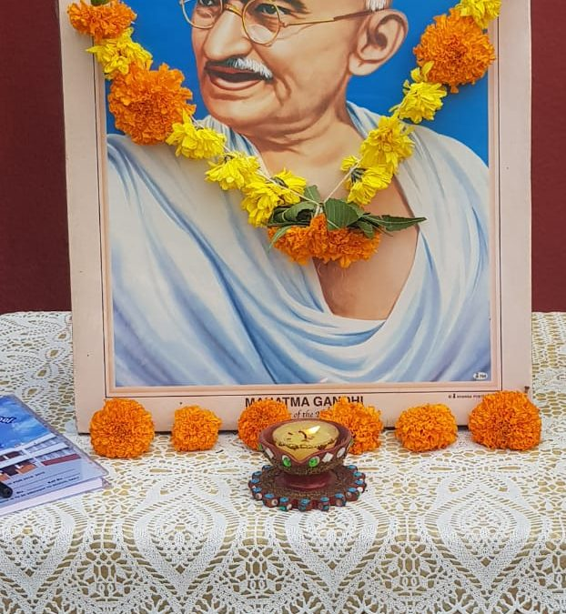 Gandhi Jayanti Celebration.